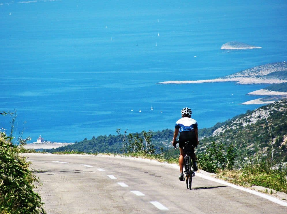 Croatia Island Bike Tours