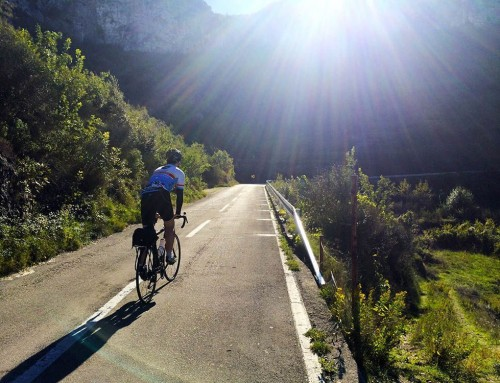 THE WORLD IS YOUR OYSTER – Winter cycling tours in Croatia's warmer climate
