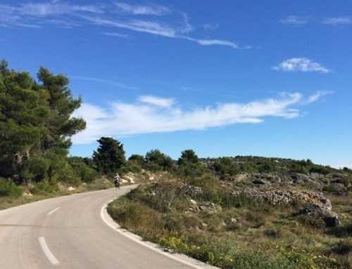 Road Cycling in Croatia is good for your health