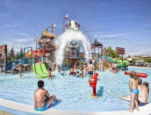 BANISH BOREDOM IN CROATIA'S BEST WATER PARKS