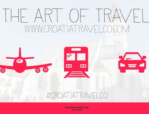 COME TO CROATIA BY AIR, TRAIN OR ROAD, EXPERIENCE BIKING, HIKING, SAILING AND FAMILY TOURS – IT`S JUST A SHORT RIDE AWAY