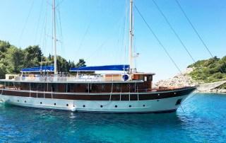 sailing tours in croatia