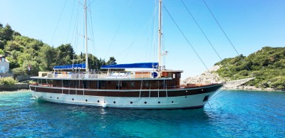 sailing tours in croatia