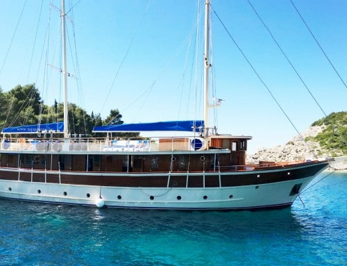 COME SAIL AWAY IN CROATIA
