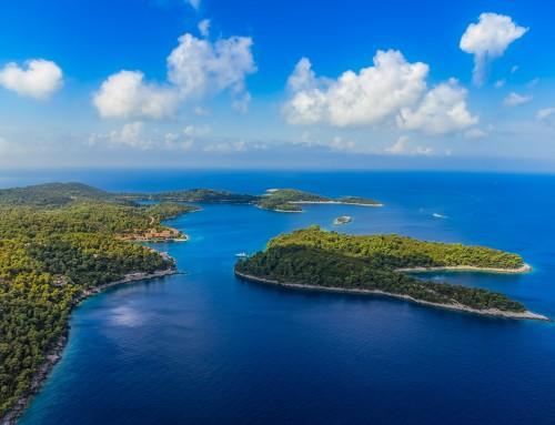 SAILING MLJET ISLAND – CROATIA